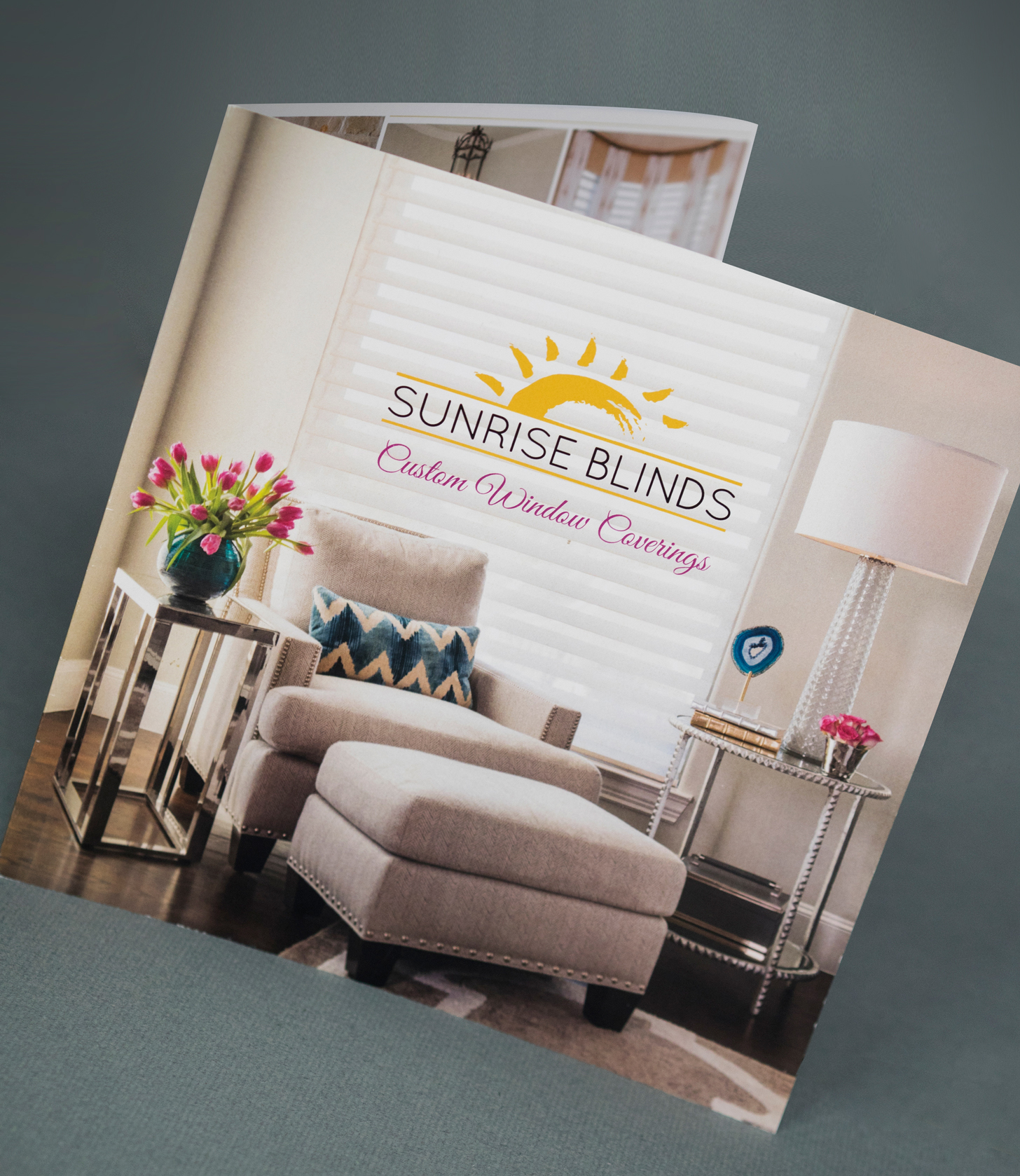 Sunrise Blinds Brochure – arnold graphic design on ive design, berlin design, ibew design, yemen design, rth design, batman design, obj design, dubai design,